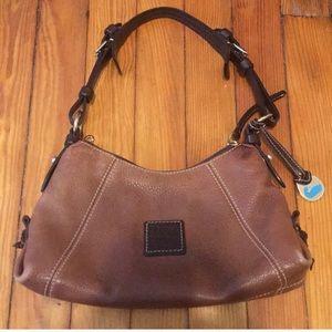 Vintage leather Dooney & Bourke purse